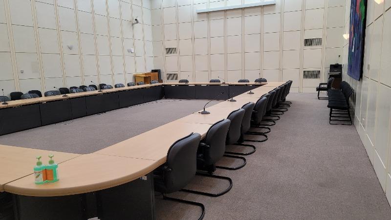 국제회의실(Q501호) 방송장비 사용요령
